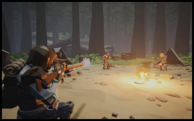 Hình ảnh game Agrou được thiết kế chi tiết
