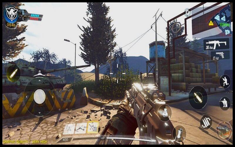 Chất lượng hình ảnh siêu thực của game Call of Duty