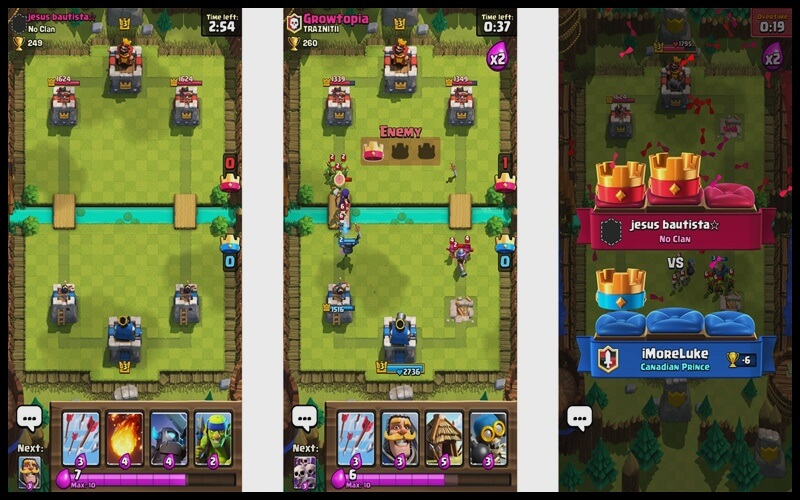 Hướng dẫn chơi game Clash of Royale