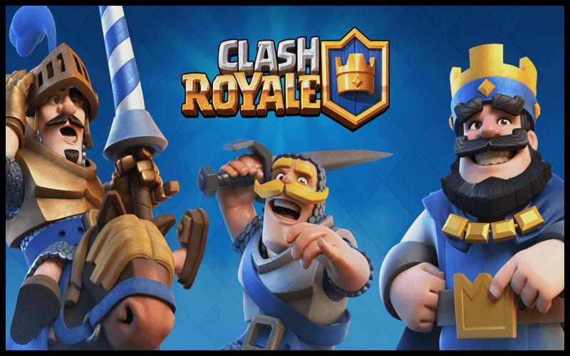 Cách tải Clash of Royale