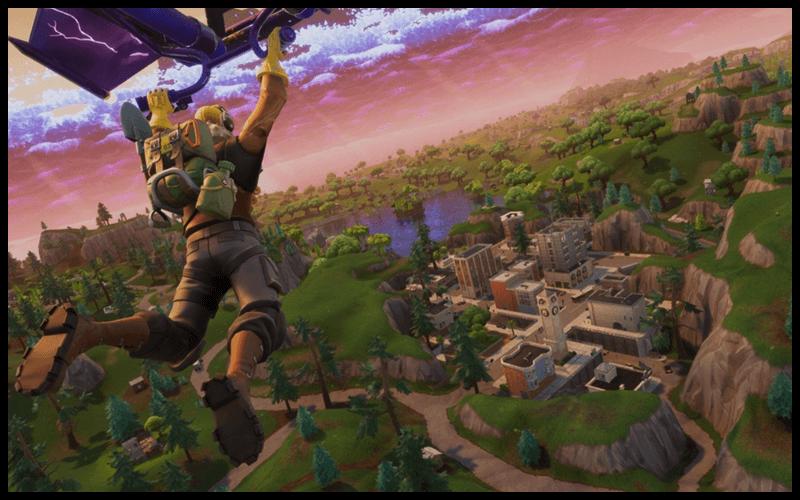 Nhảy dù vào mái nhà là lựa chọn khôn ngoan