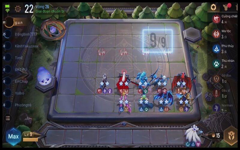 Mẹo chơi cờ liên quân mobile