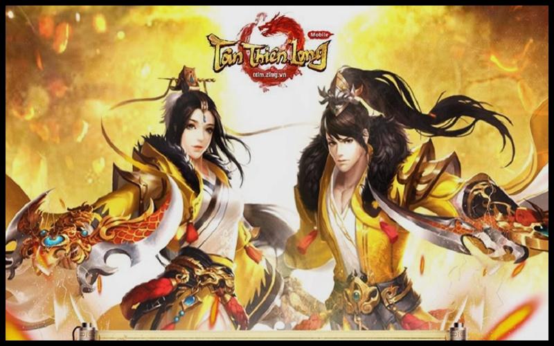 Game Tân Thiên Long Mobile